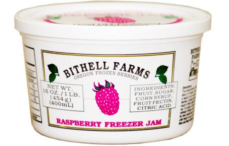 raspberry-freezer-jam